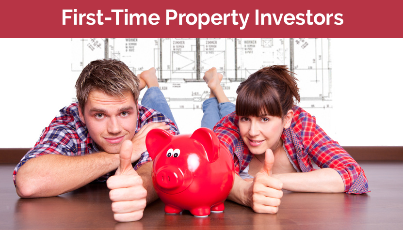 First-Time property investors