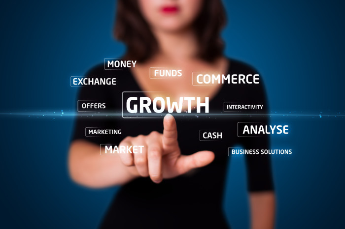 Business growth, invest in digital marketing